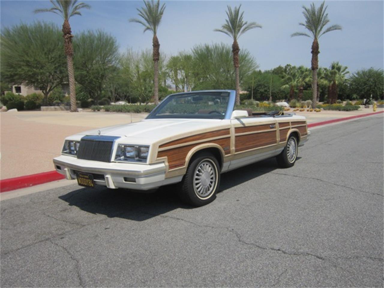 1984 Chrysler LeBaron (CC-1414013) for sale in Palm Springs, California