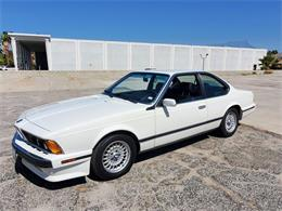 1989 BMW 635csi (CC-1414015) for sale in Palm Springs, California