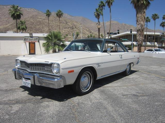 1974 Dodge Dart Swinger (CC-1414016) for sale in Palm Springs, California