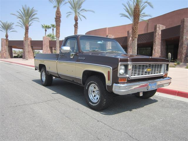 1974 Chevrolet C10 (CC-1414017) for sale in Palm Springs, California