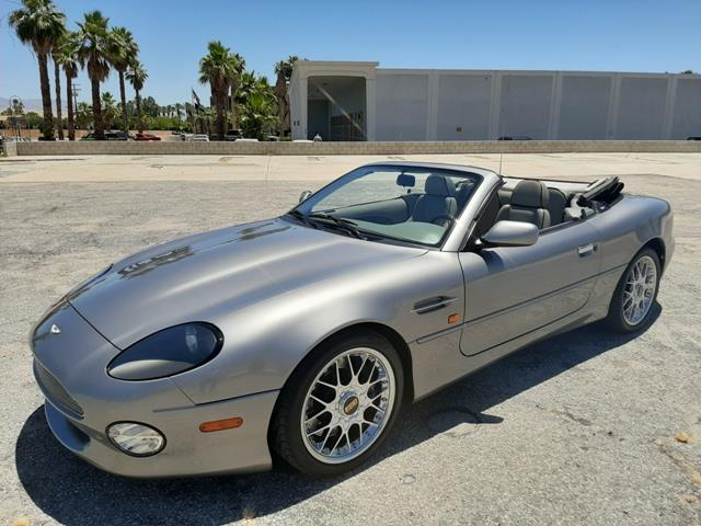 2001 Aston Martin DB7 (CC-1414023) for sale in Palm Springs, California