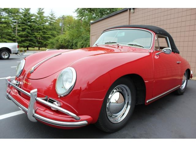 1959 Porsche 356A (CC-1414025) for sale in Palm Springs, California