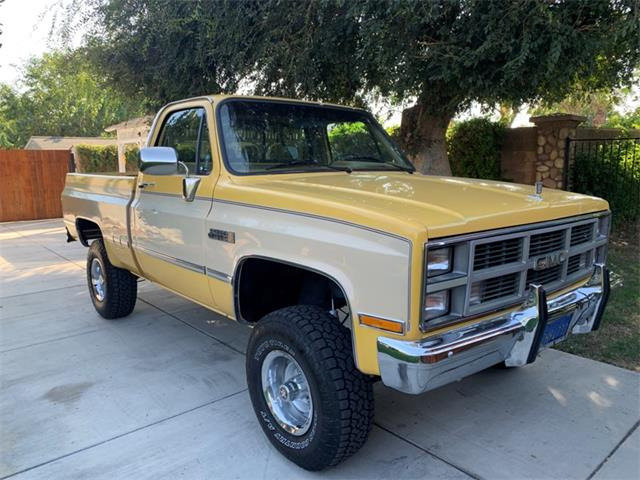 1984 GMC Sierra (CC-1414026) for sale in Palm Springs, California
