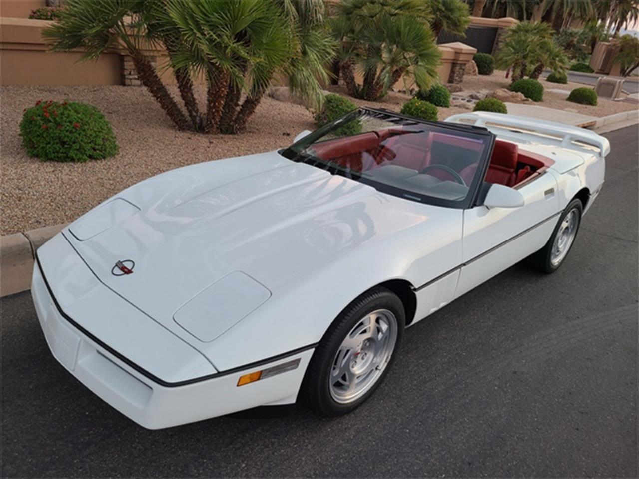 1990 Chevrolet Corvette (CC-1414027) for sale in Palm Springs, California