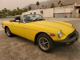 1979 MG MGB (CC-1414029) for sale in Palm Springs, California