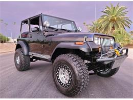 1991 Jeep Wrangler (CC-1414030) for sale in Palm Springs, California