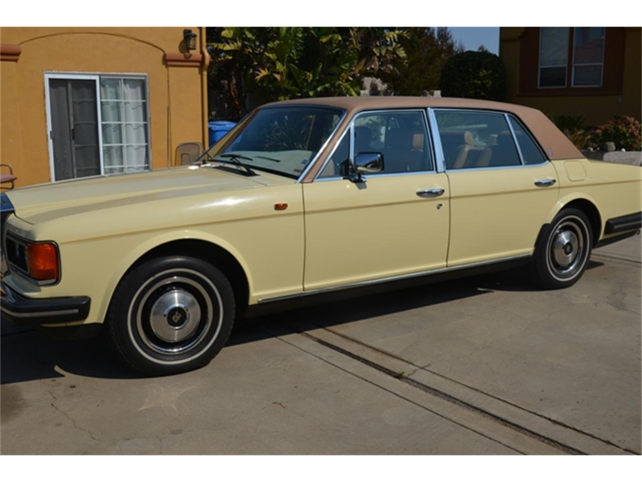 1983 Rolls-Royce Silver Spur (CC-1414037) for sale in Palm Springs, California
