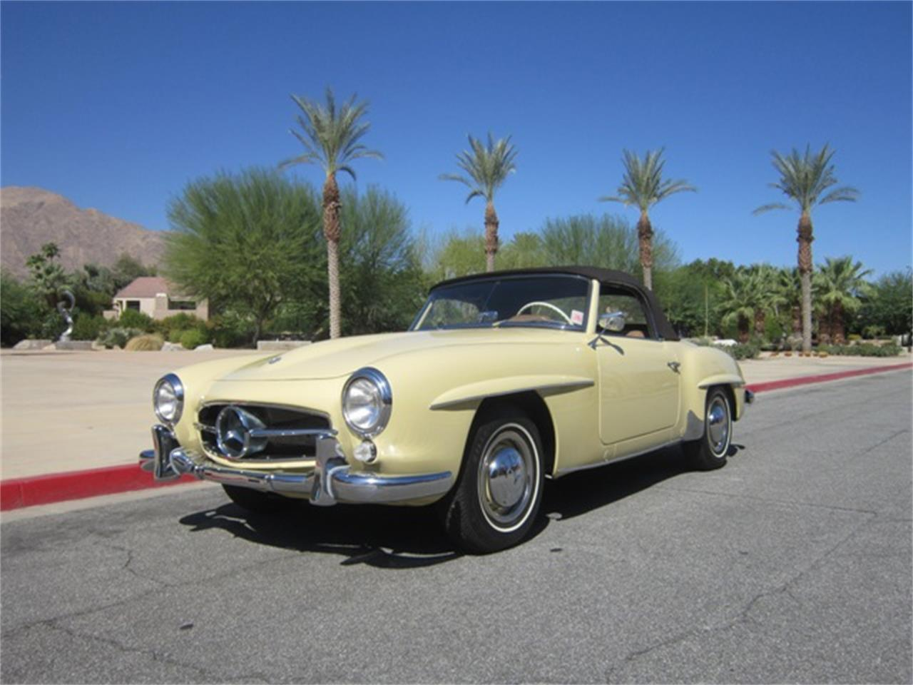 1959 Mercedes-Benz 190SL (CC-1414039) for sale in Palm Springs, California