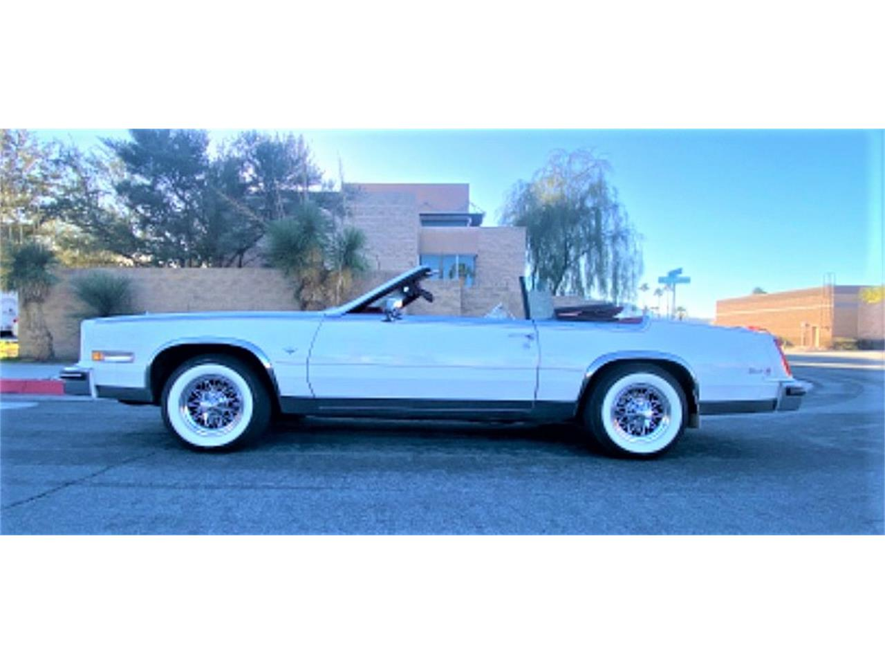 1984 Cadillac Eldorado Biarritz (CC-1414047) for sale in Palm Springs, California