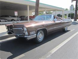 1968 Cadillac DeVille (CC-1414048) for sale in Palm Springs, California