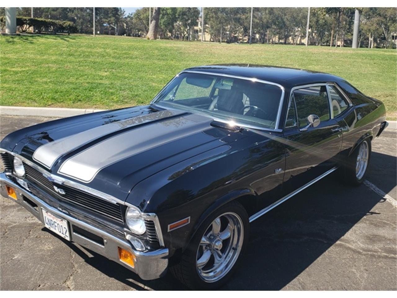 1972 Chevrolet Nova (CC-1414049) for sale in Palm Springs, California