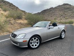 2003 Mercedes-Benz SLK230 (CC-1414052) for sale in Palm Springs, California