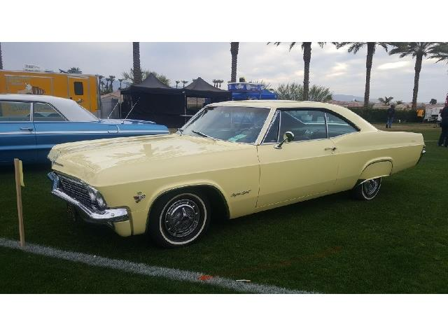 1965 Chevrolet Impala SS (CC-1414053) for sale in Palm Springs, California
