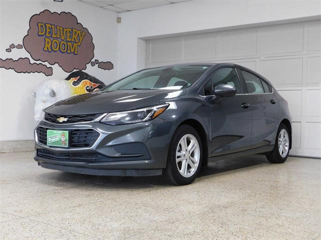 2017 Chevrolet Cruze (CC-1410406) for sale in Hamburg, New York