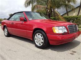 1994 Mercedes-Benz E320 (CC-1414062) for sale in Palm Springs, California