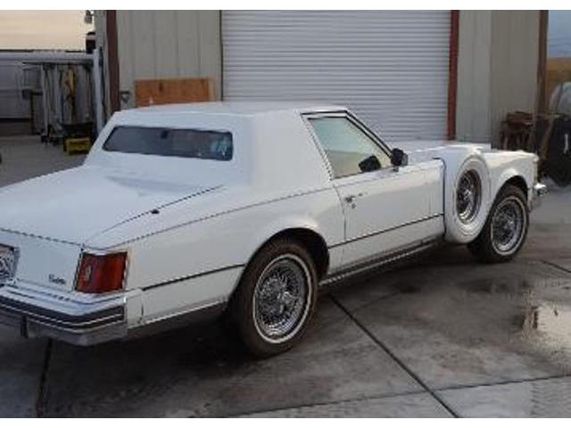 1979 Cadillac Seville (CC-1414065) for sale in Palm Springs, California