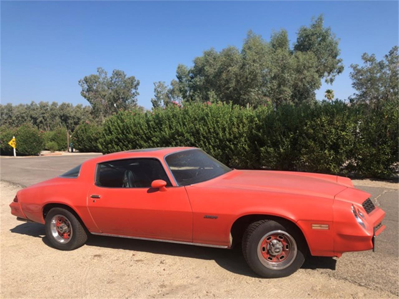 1978 Chevrolet Camaro (CC-1414066) for sale in Palm Springs, California