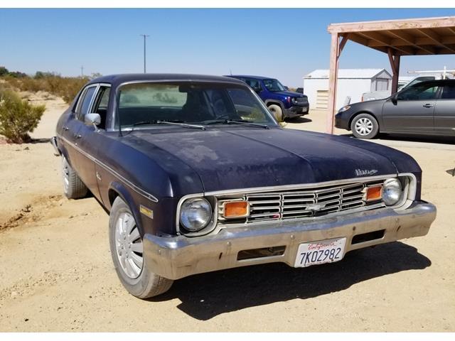 1973 Chevrolet Nova (CC-1414069) for sale in Palm Springs, California