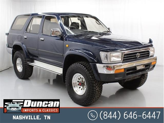 1995 Toyota Hilux (CC-1414075) for sale in Christiansburg, Virginia