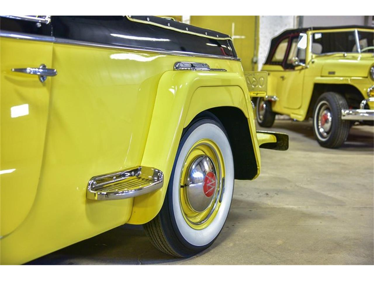 1950 Willys Jeepster (CC-1414081) for sale in Kentwood, Michigan