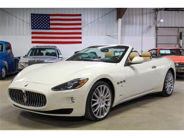 2015 Maserati GranTurismo (CC-1414082) for sale in Kentwood, Michigan