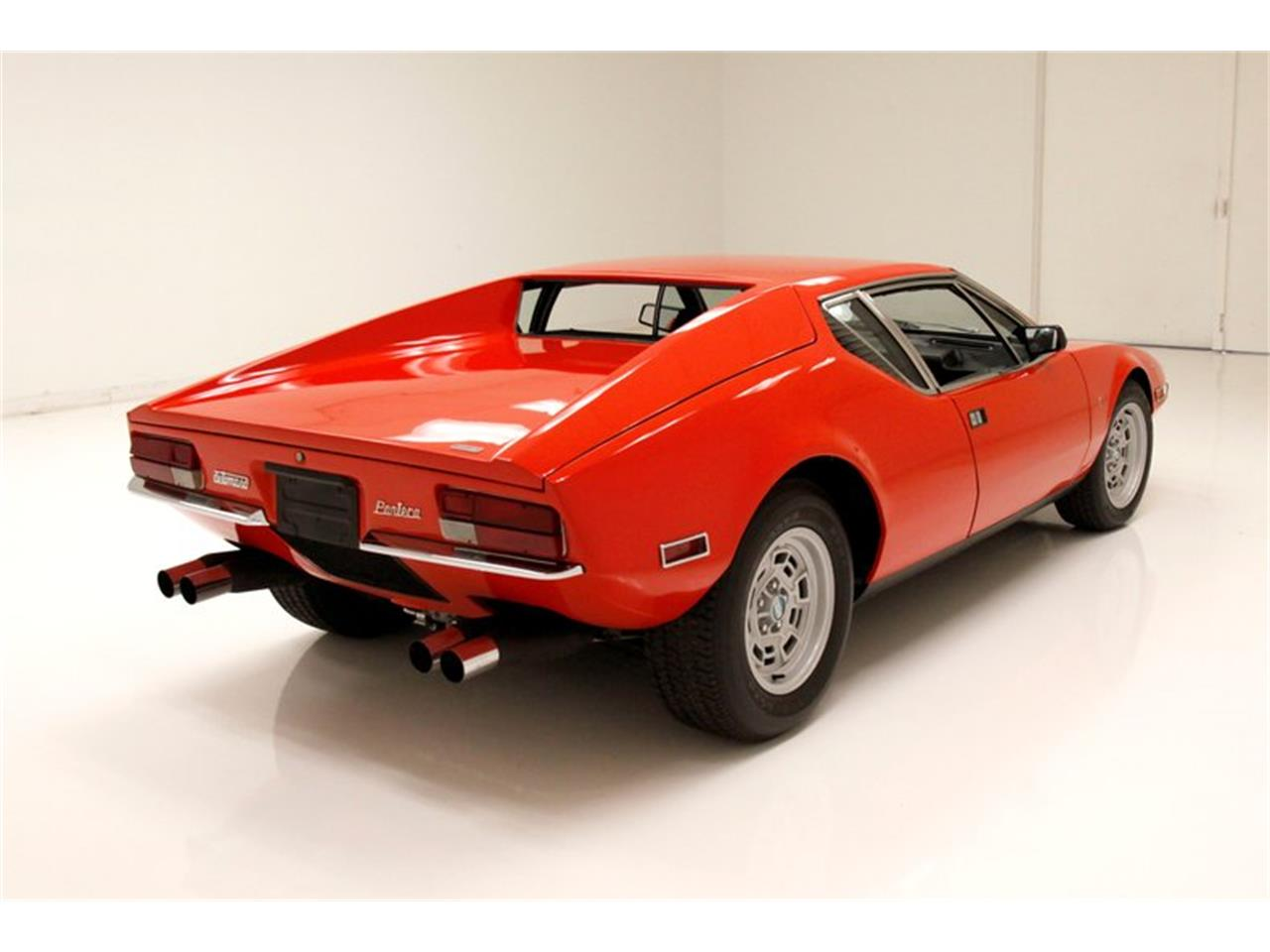 1972 De Tomaso Pantera (CC-1414086) for sale in Morgantown, Pennsylvania