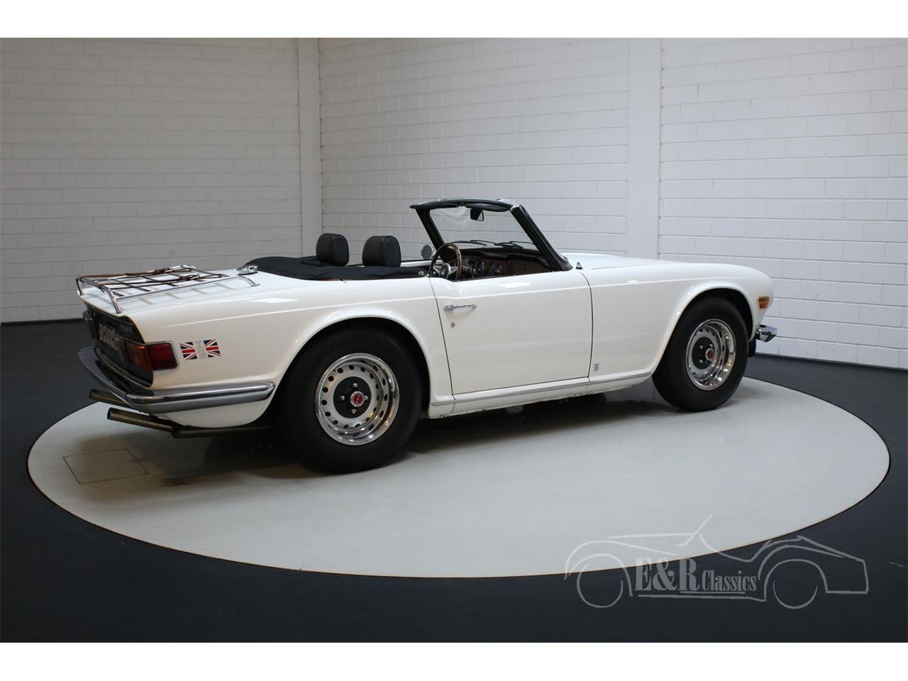 1973 Triumph TR6 (CC-1414100) for sale in Waalwijk, Noord-Brabant
