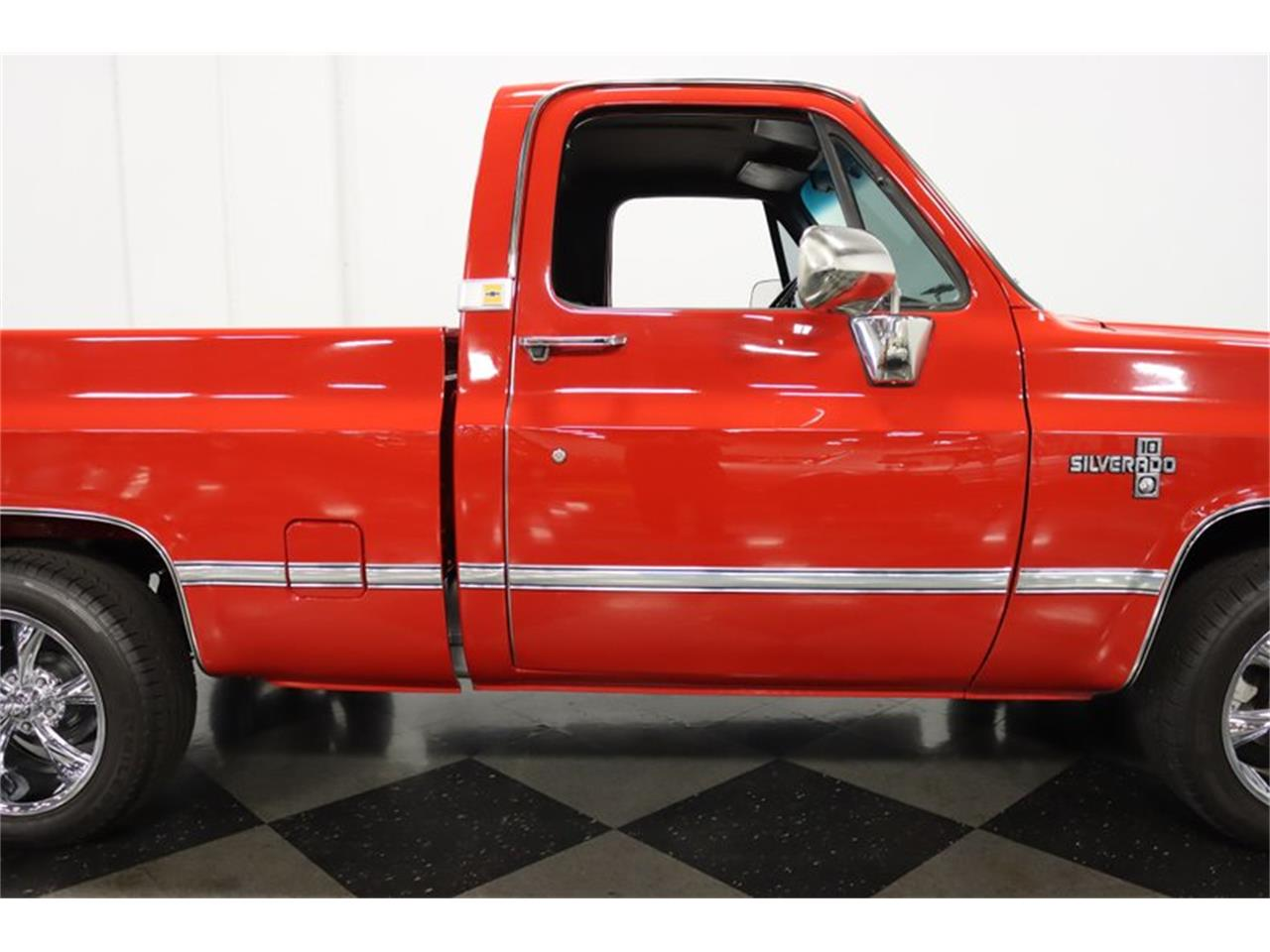1987 Chevrolet C10 (CC-1414107) for sale in Ft Worth, Texas