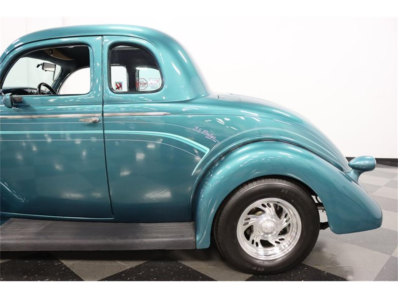 1935 Dodge 5-Window Coupe (CC-1414114) for sale in Ft Worth, Texas