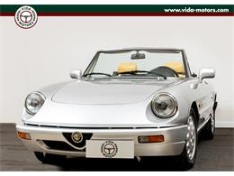 1990 Alfa Romeo Spider (CC-1414125) for sale in portici, italia