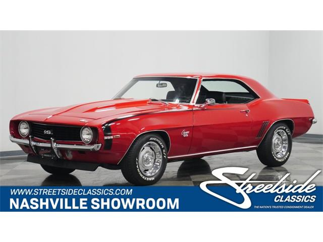 1969 Chevrolet Camaro (CC-1414143) for sale in Lavergne, Tennessee