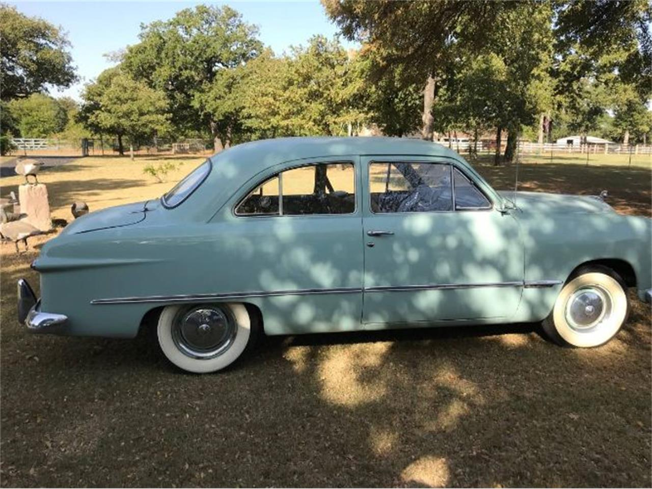 1949 Ford Coupe (CC-1414147) for sale in Cadillac, Michigan