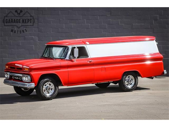 1964 GMC Panel Truck (CC-1410415) for sale in Grand Rapids, Michigan
