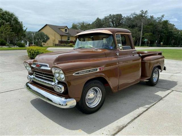 1959 Chevrolet Apache (CC-1414150) for sale in Cadillac, Michigan
