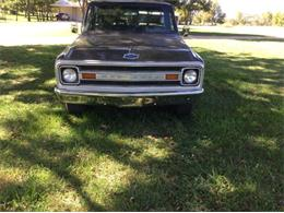 1969 Chevrolet C10 (CC-1414152) for sale in Cadillac, Michigan