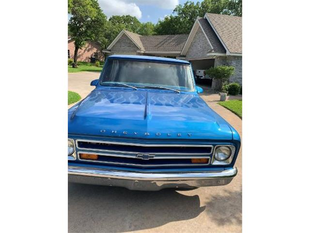 1967 Chevrolet C10 (CC-1414153) for sale in Cadillac, Michigan