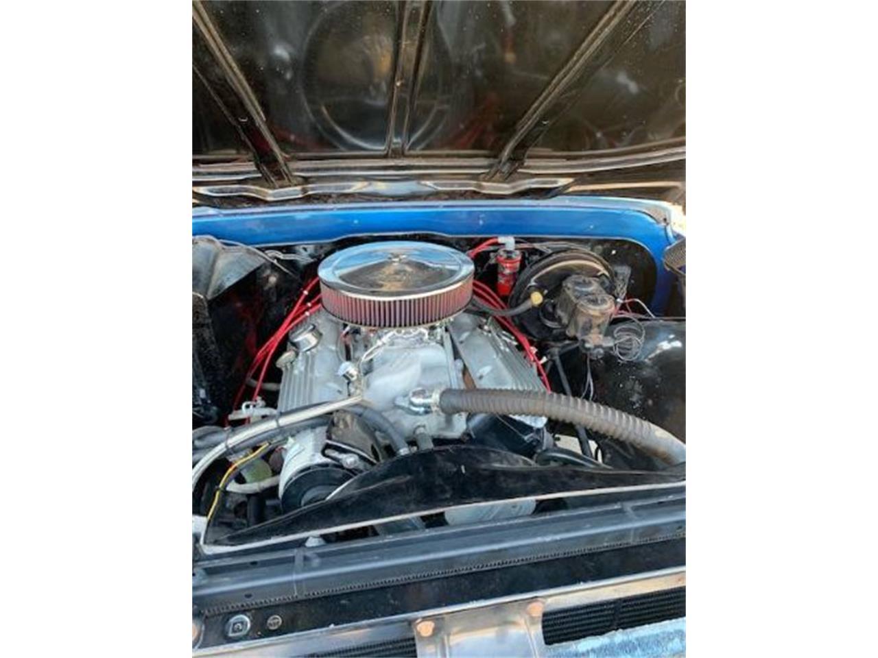 1967 Chevrolet C10 (CC-1414153) for sale in Cadillac, Michigan