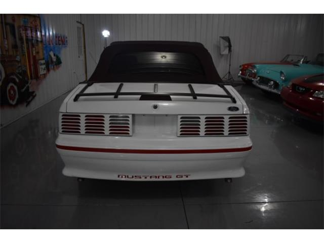 1989 Ford Mustang (CC-1414160) for sale in Cadillac, Michigan