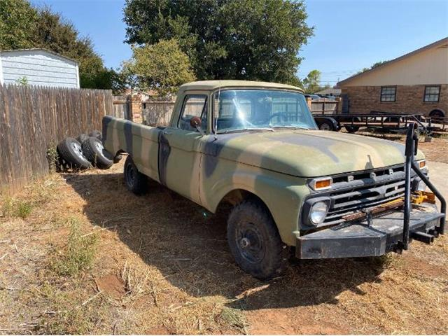 1966 Ford F100 (CC-1414164) for sale in Cadillac, Michigan