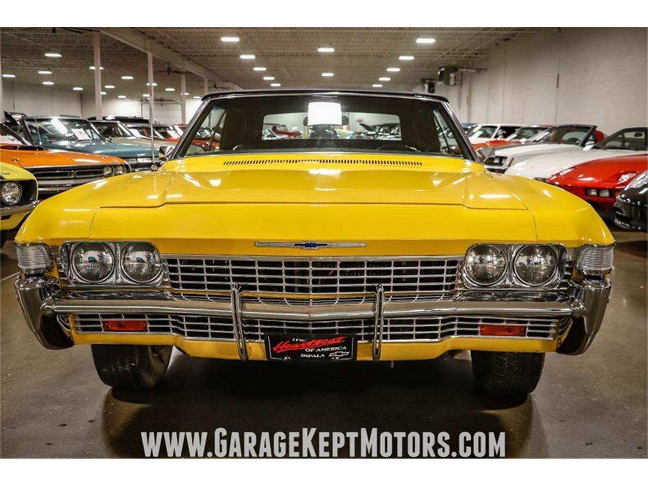 1968 Chevrolet Impala (CC-1410417) for sale in Grand Rapids, Michigan