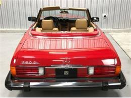 1985 Mercedes-Benz 380SL (CC-1414170) for sale in Cadillac, Michigan