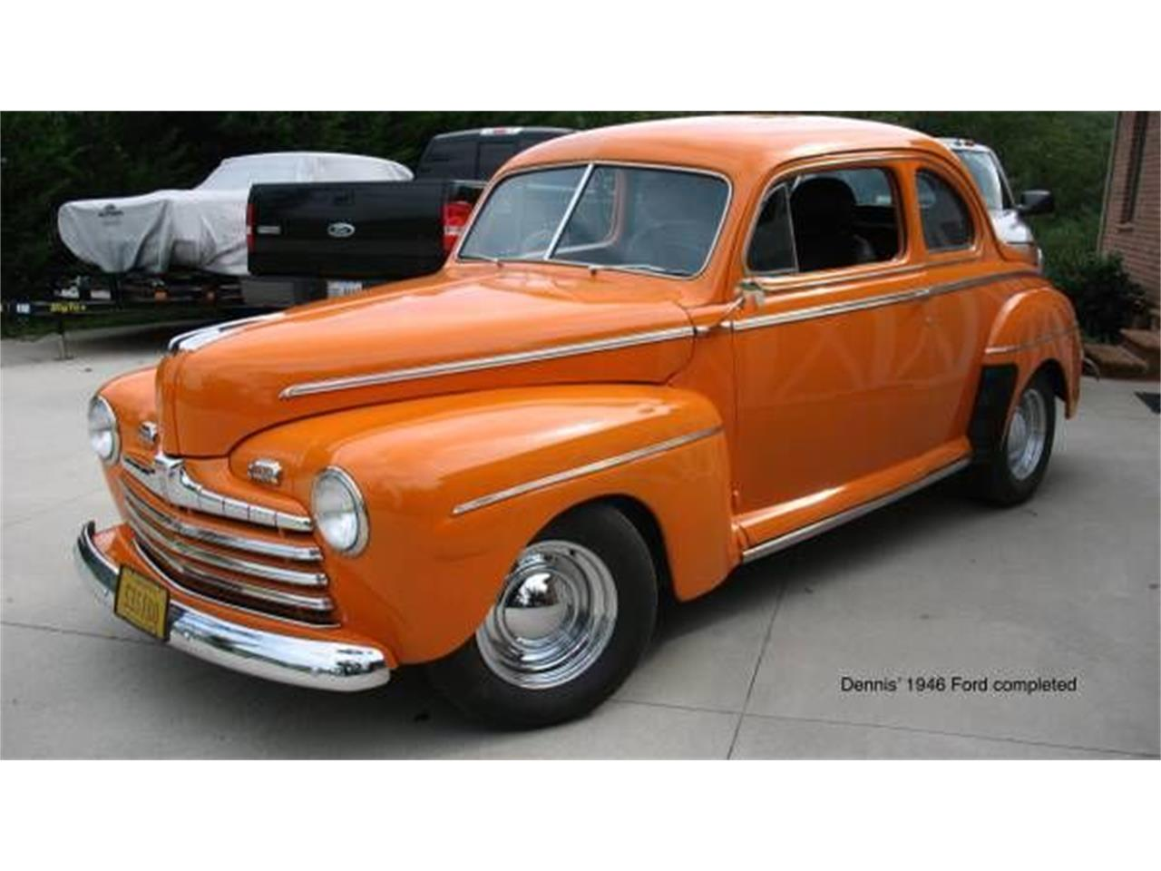 1946 Ford Club Coupe (CC-1414183) for sale in Cadillac, Michigan