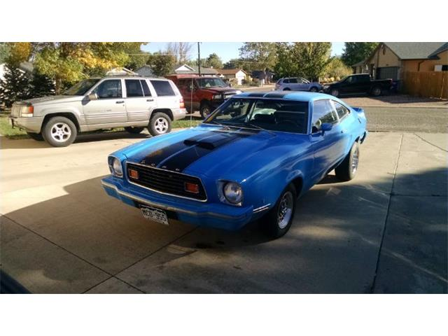 1976 Ford Mustang (CC-1414186) for sale in Cadillac, Michigan