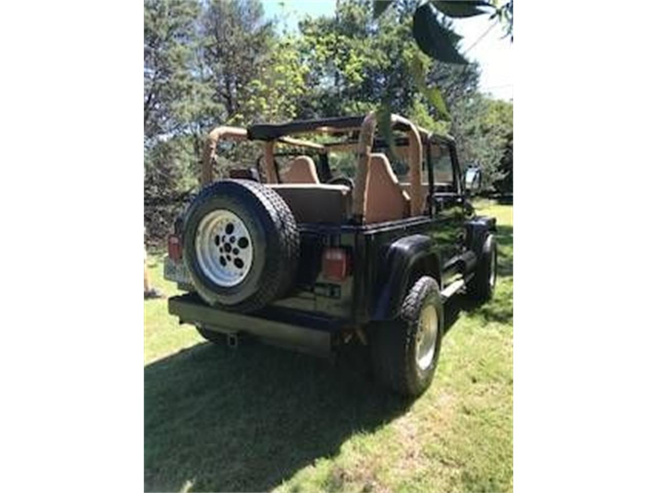 1998 Jeep Wrangler (CC-1414190) for sale in Cadillac, Michigan