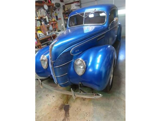 1939 Ford Coupe (CC-1414195) for sale in Cadillac, Michigan