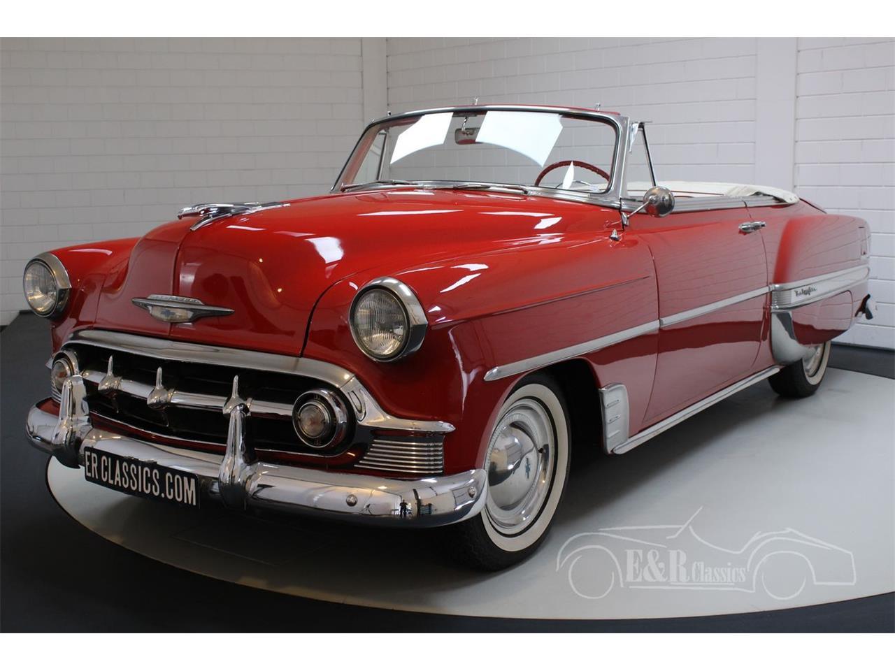 1953 Chevrolet Bel Air (CC-1414197) for sale in Waalwijk, Noord-Brabant
