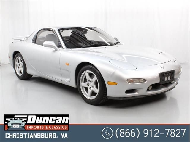 1993 Mazda RX-7 (CC-1410042) for sale in Christiansburg, Virginia