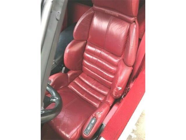1990 Chevrolet Corvette (CC-1414200) for sale in Cadillac, Michigan