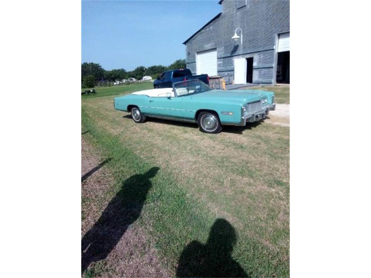 1975 Cadillac Eldorado (CC-1414207) for sale in Cadillac, Michigan