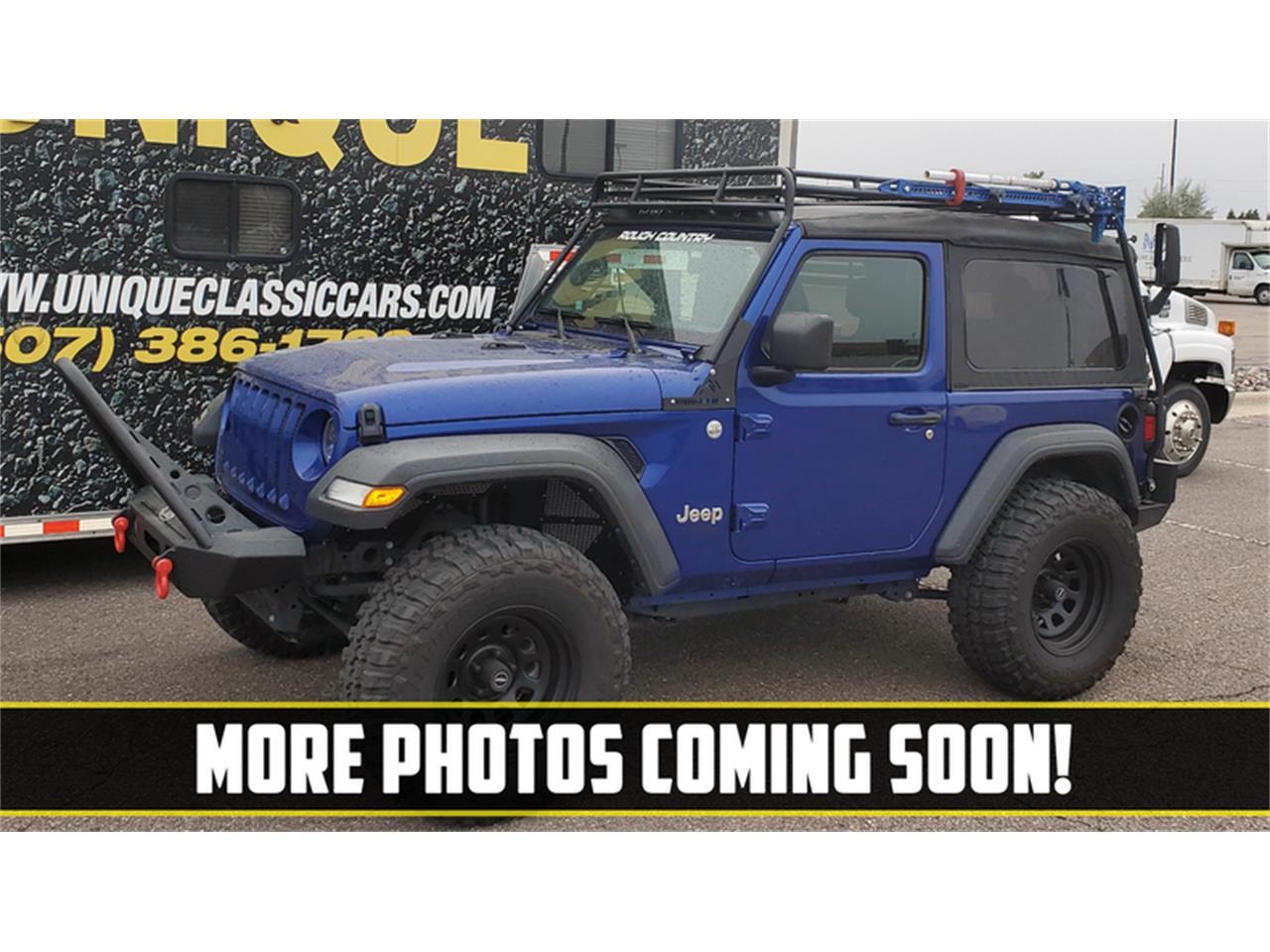 2019 Jeep Wrangler (CC-1414209) for sale in Mankato, Minnesota
